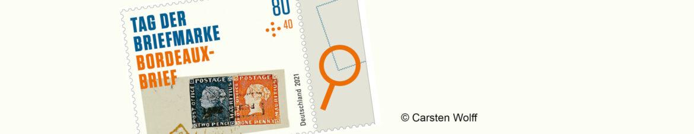 Die Briefmarke des Jahres 2021